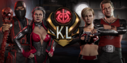 Kombat League Season 16 Banner