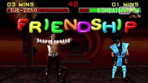 MK II Jax Friendship