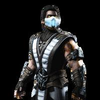 Mortal kombat x ios sub zero render 7 by wyruzzah-d90k2o8