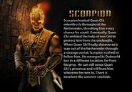 Scorpion. bio 2