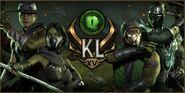 Kombat League Season 15 Banner