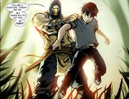 Scorpion and Takeda