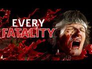 Every Fatality in Mortal Kombat 11 Ultimate in 4K-2