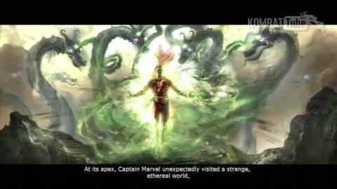 Captain Marvel/Videos