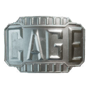 Johnny Cage Buckle (1)