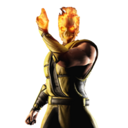 Mortal kombat x ios scorpion render 9 by wyruzzah-dagyud5