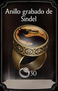 Equipamiento-Anillo de Sindel