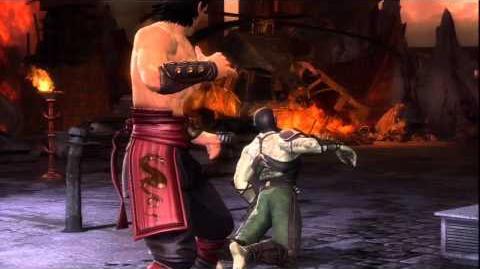 Liu Kang Vignette - Mortal Kombat
