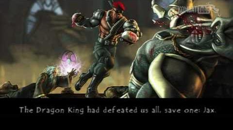 MK-DU Ending- JAX