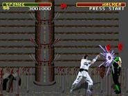 Mortal Kombat 1 Sega CD - Rayden Playthrough