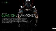 Quan Chi Summoner Variation