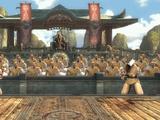 Shang Tsung's Courtyard