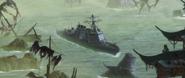 MK-11-SF-Warship-at-Shang-Tsung-Island