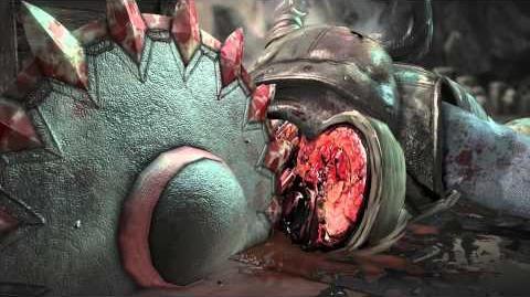MKX Kung Lao Buzz Saw Fatality copy