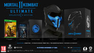 MK11 Ultimate Kollector's Editon set