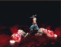 Kung Lao's Body Slash