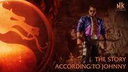 Mortal Kombat 11 - The Story According to Johnny