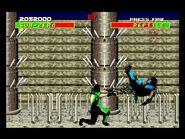 Mortal Kombat 1 Amiga - Sub-Zero Playthrough
