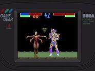 Mortal Kombat 3 Game Gear - Sheeva Playthrough