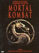 Mortal Kombat DVD cover