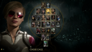 Mk11 select screen