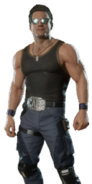 Johnny Cage Skin - Dead Sexy