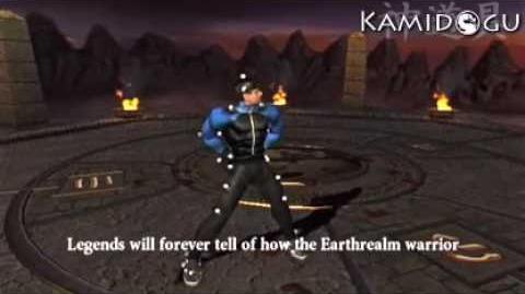 Mortal Kombat Armageddon Mokap's Ending
