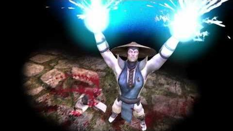 Raiden Vignette - Mortal Kombat