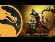 Mortal Kombat 11 Ultimate Trailer