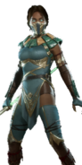 Jade Skin - Serpent Woman
