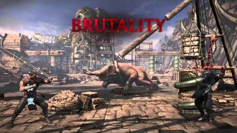 Kung Lao Brutality 2 - Klassic Toss