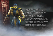 Scorpion. MKD bio 2