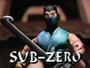 Mortal Kombat Action Figures Commercial (1994)