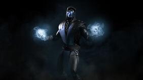 Sub-Zero Steel Blue Skin