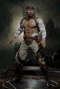 Liu Kang (New Protector)
