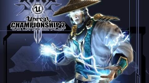 -HQ- Unreal Championship 2 The Liandri Conflict - Raiden Trailer
