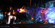 MKX Raiden and Shinnok 2