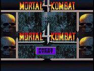 Mortal Kombat 4 Game Boy Color - Scorpion Playthrough