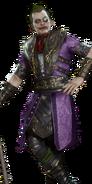 The Joker Skin - Lunatic Fringe