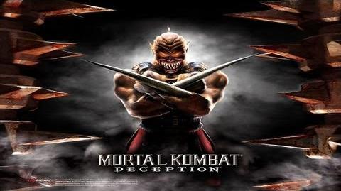 Mortal Kombat Deception - All Endings (HD)