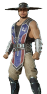 Kung Lao Skin - Dragon Fighter