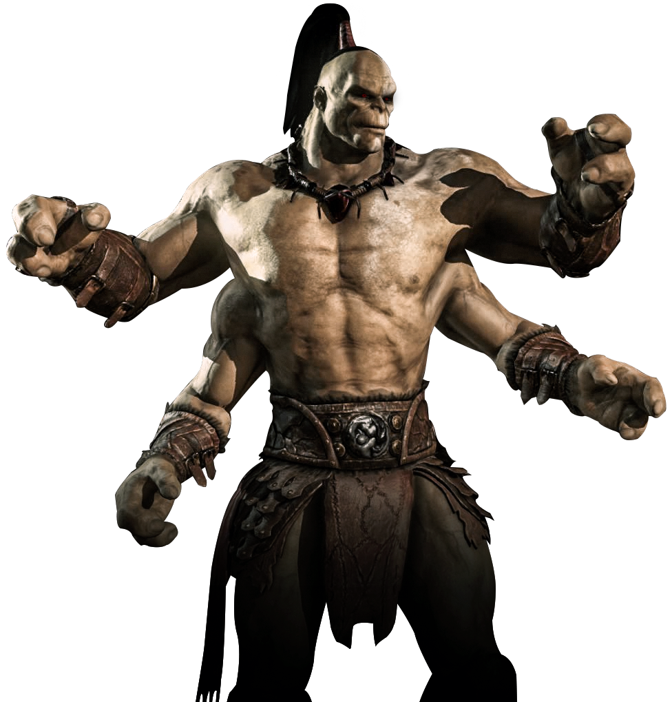 Goro | Mortal Kombat Wiki