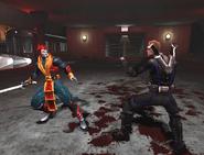 Shinnok vs stryker