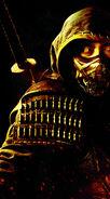 Mortal Kombat 2021 Scorpion Profile