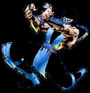 MK2 Sub-Zero (Kuai Liang)