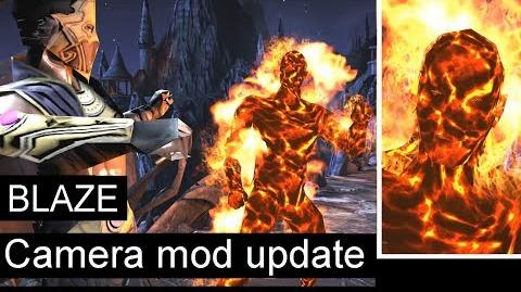 BLAZE RAIN and Stage The Pit with Camera Mod update 2018 full HD 1080p 60fps-0