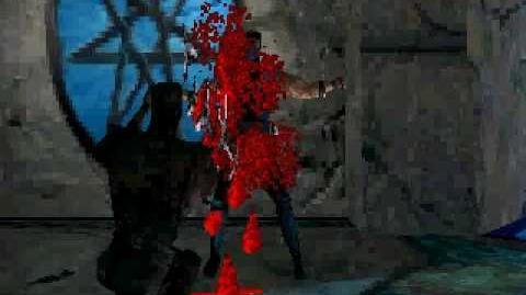 Mortal Kombat 4 - Noob Saibot's Fatality 2