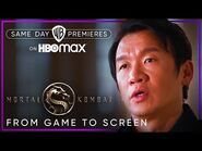 Mortal Kombat - Bringing The Video Game to the Screen - HBO Max-2