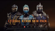 Eternal Klash Skin Pack V2