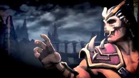 Mortal Kombat 9 - DLC Freddy Krueger Story Vignette Trailer!-1